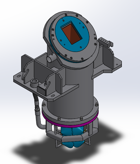 New mould assembly design